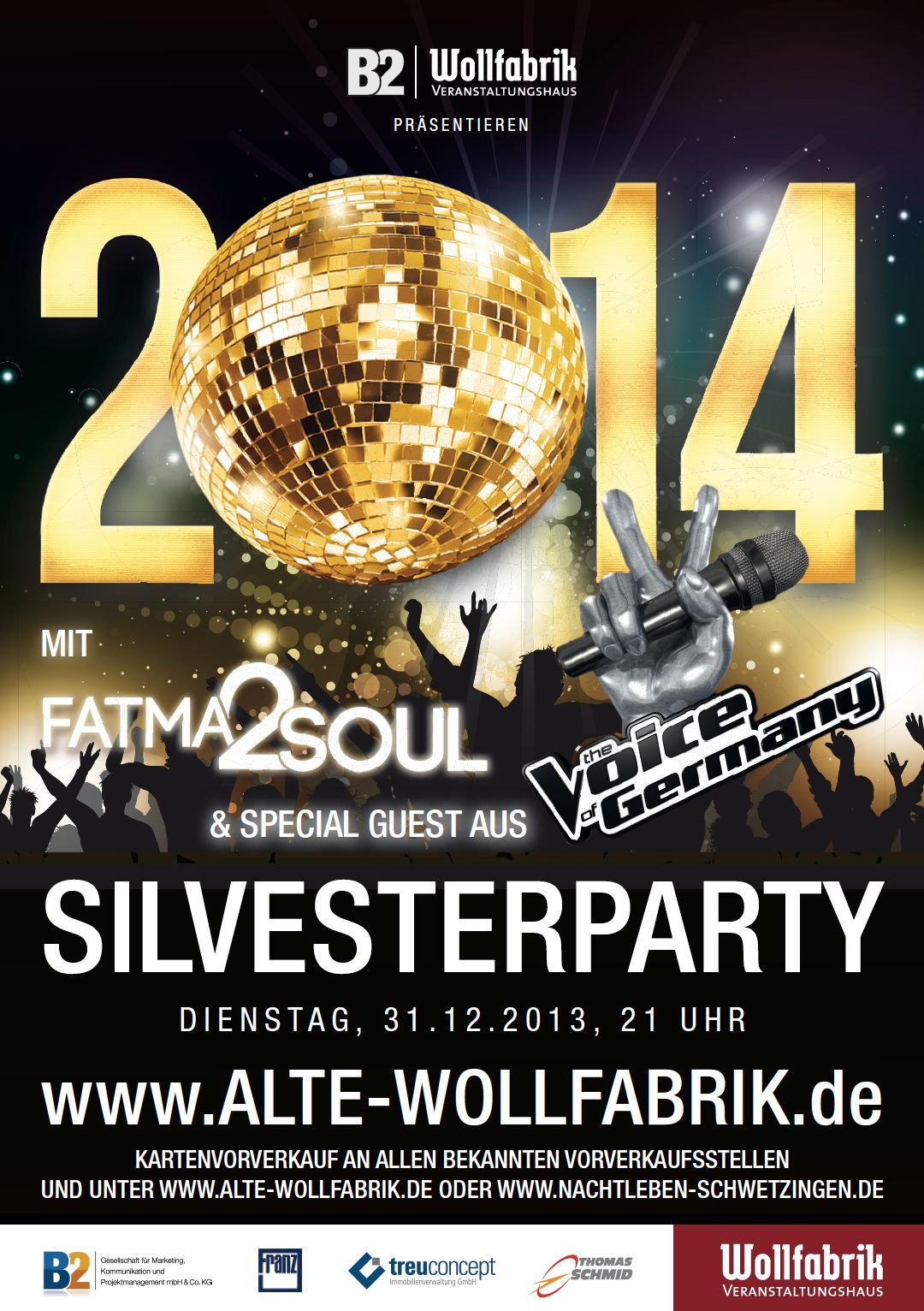 Single silvesterparty stuttgart 2014